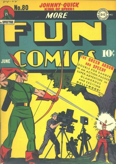 More Fun Comics Vol 1 80
