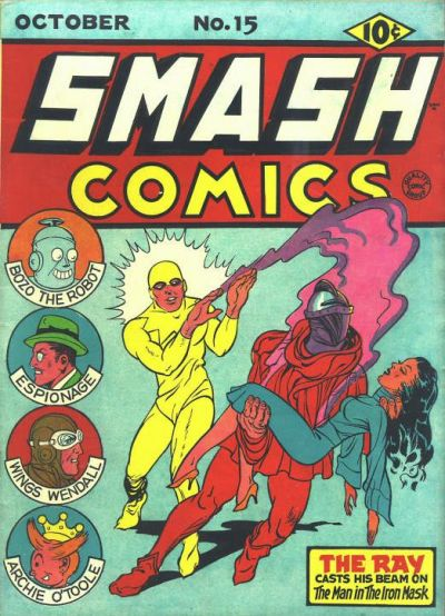 Smash Comics Vol 1 15