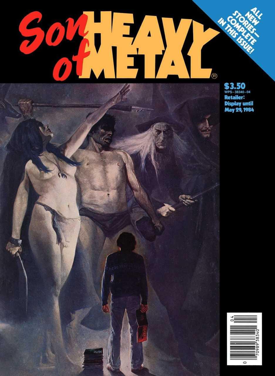 Son of Heavy Metal Vol 1 1