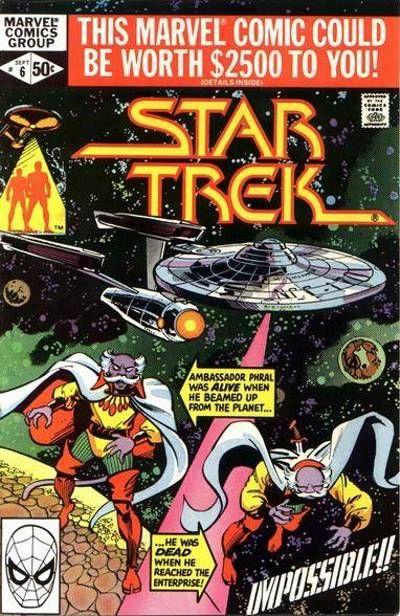 Star Trek (Marvel) Vol 1 6