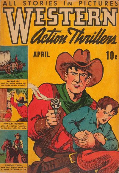 Western Action Thrillers Vol 1