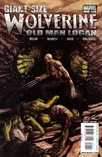 Wolverine: Old Man Logan Giant-Size Vol 1 1
