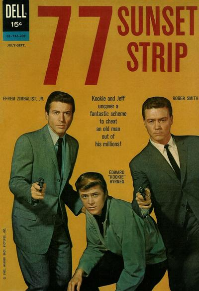 77 Sunset Strip Vol 1 1