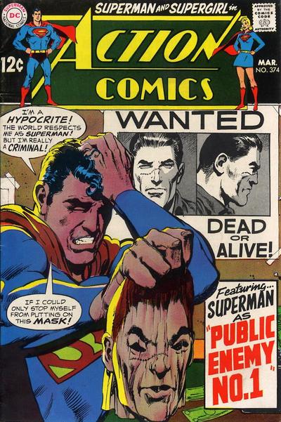 Action Comics Vol 1 374