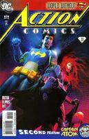 Action Comics Vol 1 879