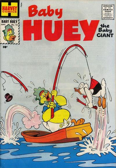 Baby Huey Vol 1 12