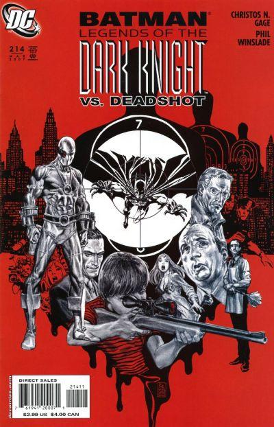 Batman: Legends of the Dark Knight Vol 1 214