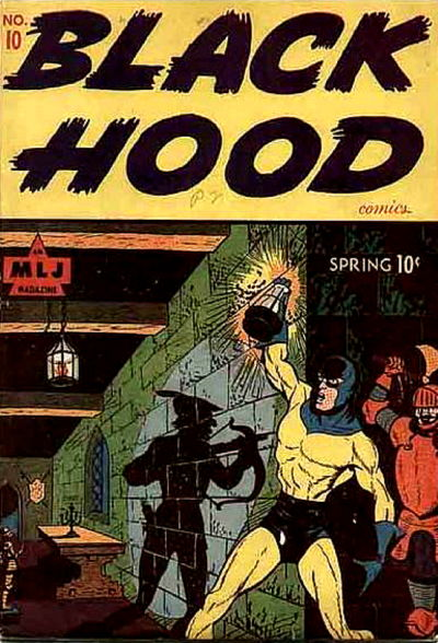 Black Hood Comics Vol 1 10