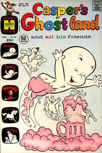 Casper's Ghostland Vol 1 65