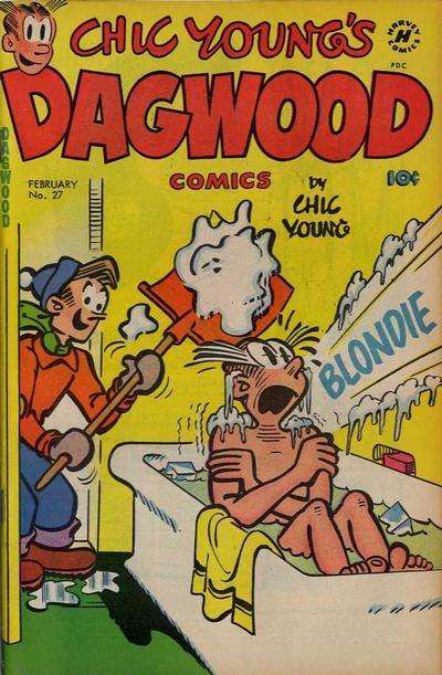 Dagwood Comics Vol 1 27