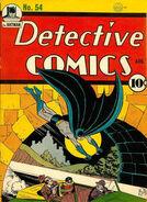 Detective Comics Vol 1 54