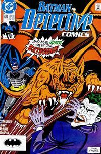 Detective Comics Vol 1 623