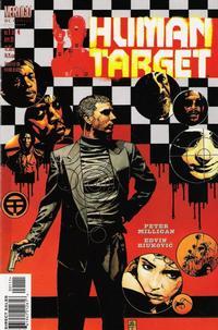 Human Target/Covers