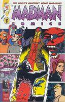 Madman Comics 5