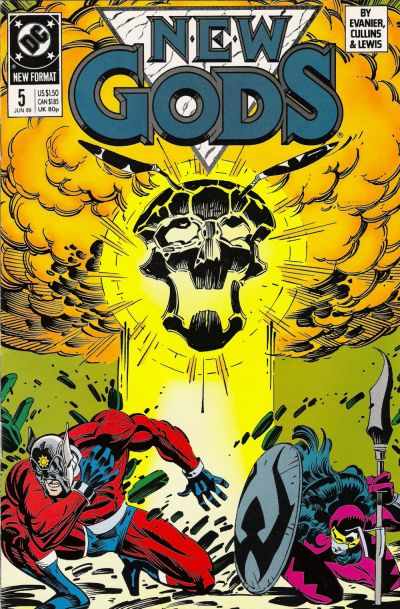 New Gods Vol 3 5
