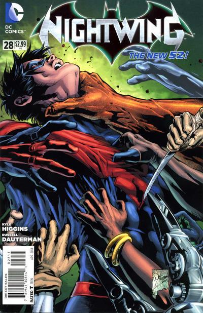 Nightwing Vol 3 28