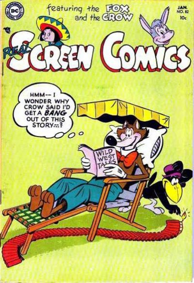Real Screen Comics Vol 1 82