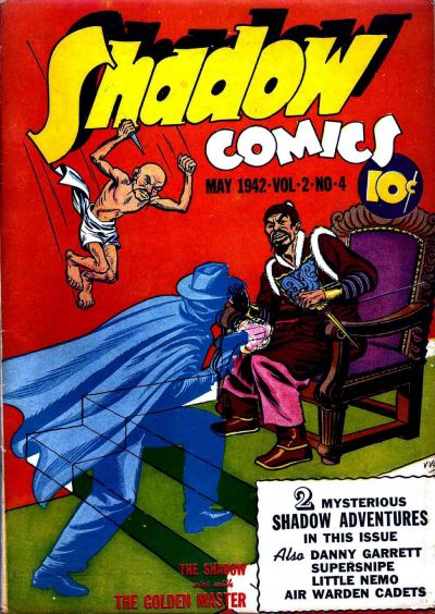 Shadow Comics Vol 1 16