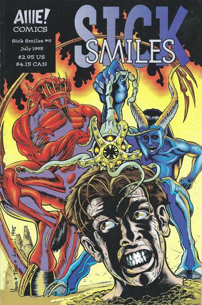 Sick Smiles Vol 1 9