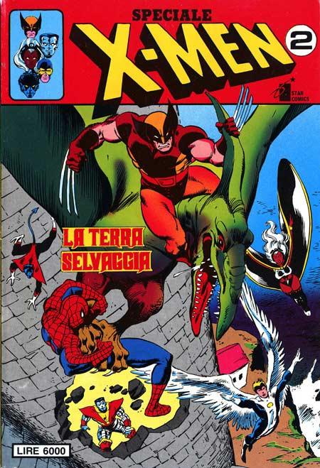 Speciale X-Men Vol 1 2