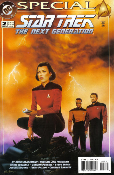 Star Trek: The Next Generation Special Vol 1 2