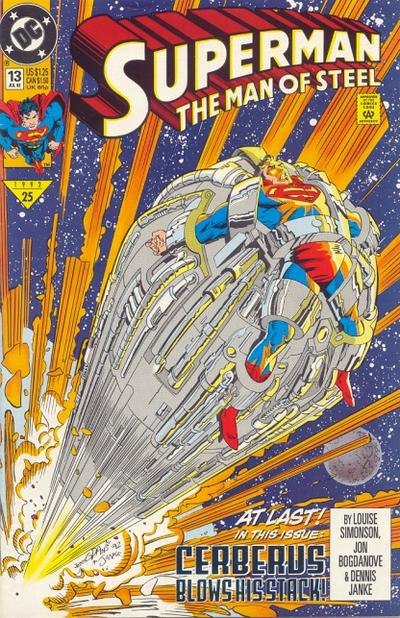 Superman: Man of Steel Vol 1 13