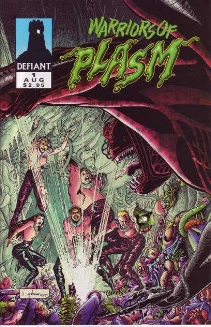Warriors of Plasm Vol 1