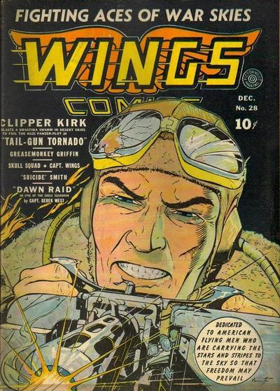Wings Comics Vol 1 28