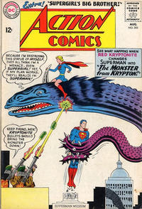 Action Comics Vol 1 303