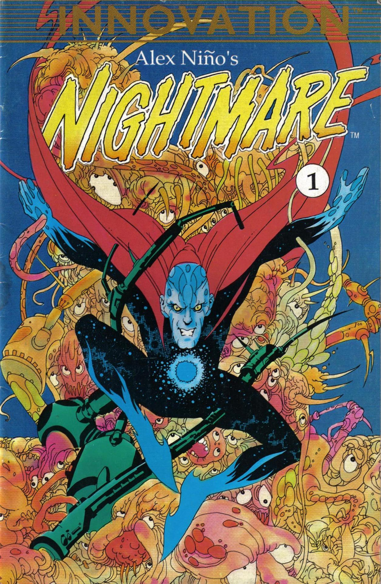 Alex Nino's Nightmare Vol 1