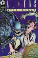 Aliens Stronghold Vol 1 2