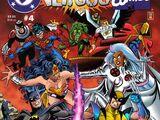 DC Versus Marvel Vol 1