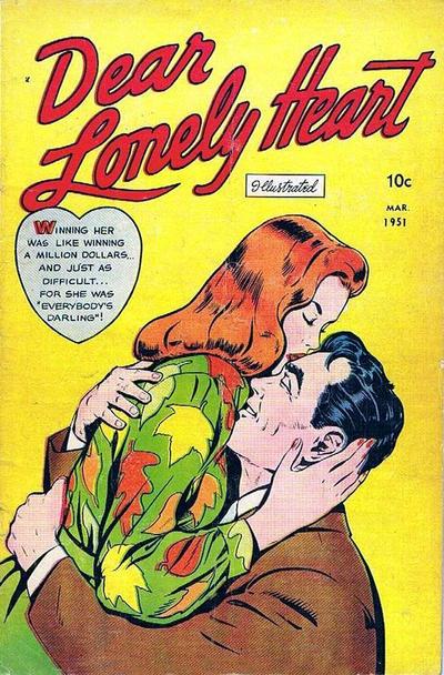 Dear Lonely Heart Vol 1 1