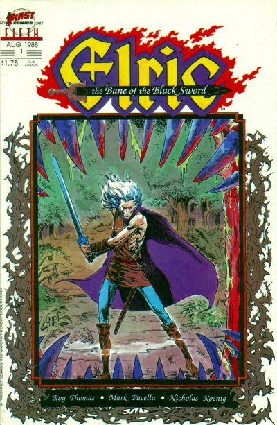 Elric: The Bane of the Black Sword Vol 1