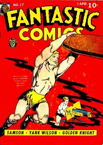 Fantastic Comics Vol 1 17