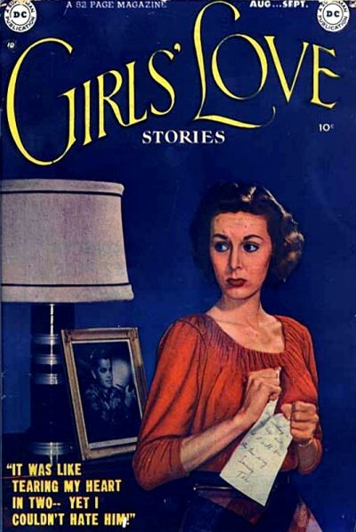 Girls' Love Stories/Covers