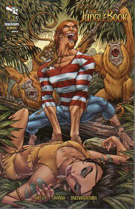 Grimm Fairy Tales Presents The Jungle Book Vol 1 3