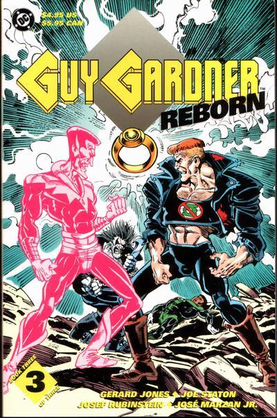 Guy Gardner Reborn Vol 1 3