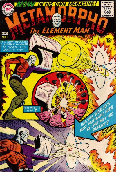 Metamorpho/Covers