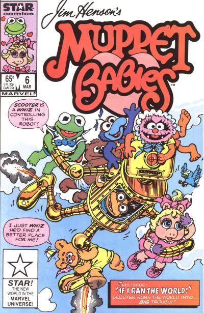 Muppet Babies Vol 1 6