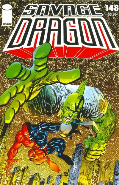 Savage Dragon Vol 1 148