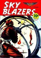 Sky Blazers Vol 1 2
