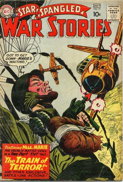 Star-Spangled War Stories Vol 1 91