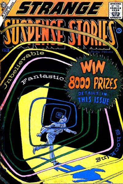 Strange Suspense Stories Vol 1 41