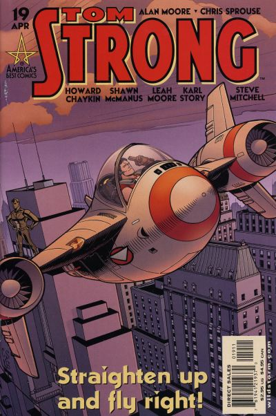 Tom Strong Vol 1 19