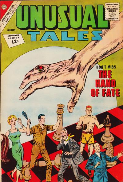 Unusual Tales Vol 1 37