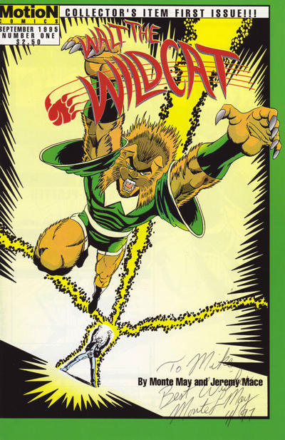 Walt the Wildcat Vol 1 1