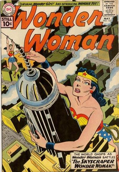 Wonder Woman Vol 1 122