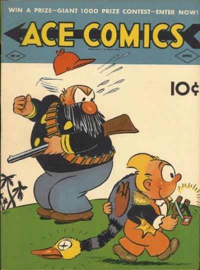 Ace Comics Vol 1 49