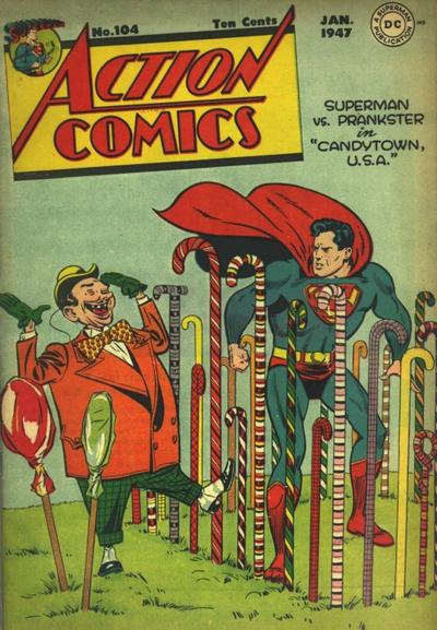 Action Comics Vol 1 104